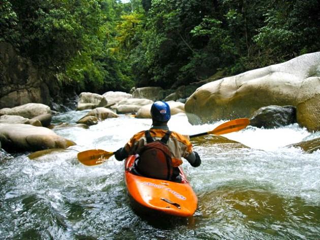 Ecuador's Upper Rio Jondachi