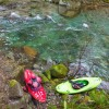 Beautiful Water at Put-In for the North Fork of the Washougal