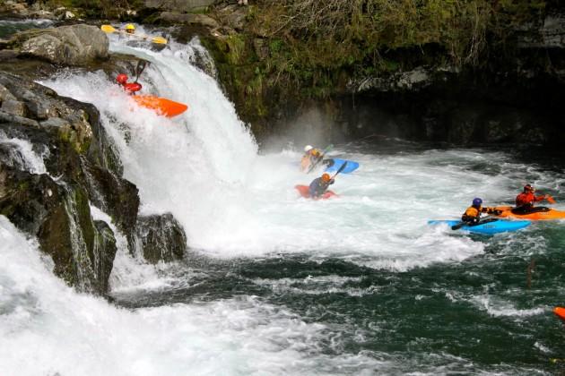 Northwest Creeking Competition