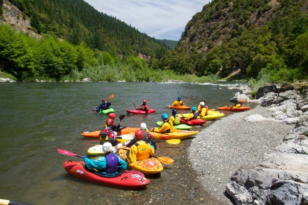Rogue River Kayak School with J.R.