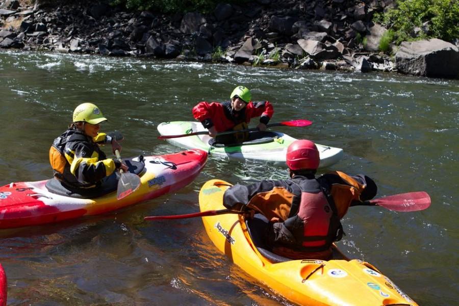 private kayak instruction