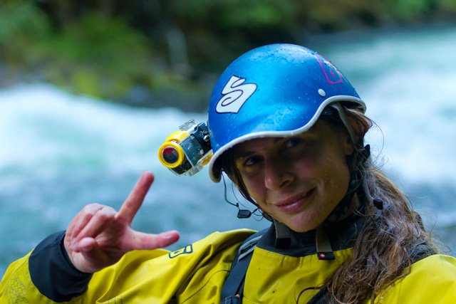 Heather Herbeck Kayak Instructor