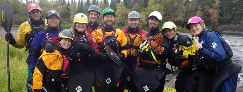 Minnesota ACA Kayak Instructor Course