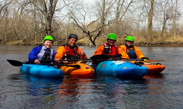 Michigan Kayak Instructor Class