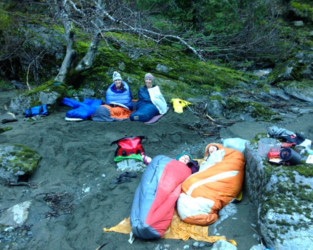 morning on the Chetco River