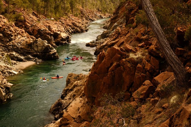 Nate Wilson Photography; North Fork of the Smith River, California
