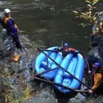 Debris Removal South Fork Smith River