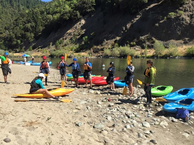 Sundance Kayak School