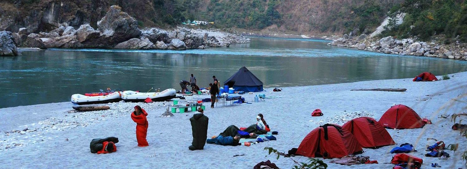 Ganga River - Expeditions India